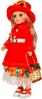 фото Кукла Весна Анастасия Осень Luxury 43 см С1809К/о