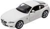 фото Автомобиль Bburago BMW Z4 M Coupe 1:32 18-43007