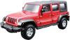 фото Автомобиль Bburago Jeep Wrangler Unlimited Rubicon 1:32 18-45121