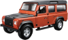 фото Автомобиль Bburago Land Rover Defender 110 1:32 18-45127