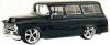 фото Автомобиль Jada Toys Chevy Suburban (1957) 1:24 53267