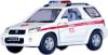фото Автомобиль KINSMART Toyota RAV4 1:32 KT5041WR-4