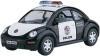 фото Автомобиль KINSMART Volkswagen New Beetle (Police) 1:32 KT5028WP