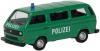 фото Автомобиль Schuco Volkswagen T3 Bus Polizei 1:87 452606900