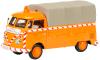 фото Автомобиль Schuco Volkswagen T1 SCHIENENKONTROLLE 1:43 450260800