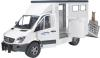 фото Грузовик Bruder Mercedes-Benz Sprinter 1:16 02533