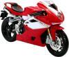 фото Мотоцикл Bburago MV Agusta F4RR 2012 1:18 18-51056