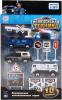 фото Набор моделей Joy Toy Полицейская техника 1:87 6228