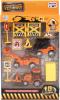 фото Набор моделей Joy Toy Строительная техника 1:87 6240