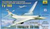 фото Самолет Звезда Ту-160 1:144 20611