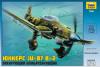 фото Самолет Звезда Юнкерс Ju-87B-2 1:72 7256