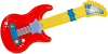 фото Simba ABC Гитара на батарейках 4010529