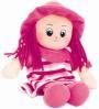 фото Gulliver Кукла-малышка в шляпке и розовом платье 20 см 30-11BAC3511