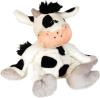 фото Keel Toys Корова Кловер 15 см CR7021