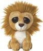 фото Лев с большими глазами 14 см Aurora 66-108