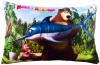 фото Маша и медведь Антистресс 25 см СмолТойс 2589/ЗЛ