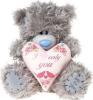 фото Мишка Тедди держит сердце 20 см Me to You G01W3187