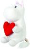 фото Муми-тролль c сердечком 23 см Gulliver 41-5077D