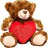 фото Plush Apple Медведь с сердцем 30 см K11183A