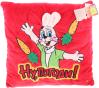 фото Подушка Ну, погоди! Заяц с морковками 35 см Мульти-Пульти V40810/50A