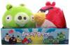фото Свинья и Красная птица 10 см Angry Birds 161741