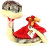 фото Змейка Зеленая с мешком для подарка 26см Sonata Style 5870GT