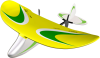 фото Silverlit Аэроплан с закругленными крыльями 85661