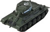 фото Танковый бой VsTank Pro Tiger I vs Soviet T34 1:72 A03102354