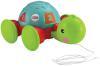 фото Fisher-Price Обучающая черепашка на колесиках Y8652