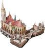 фото Церковь Святого Матьяша CubicFun MC128h