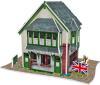 фото Особенности Великобритании Закусочная CubicFun W3106h