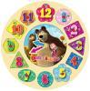 фото Затейники Часы Маша и медведь 6015GT