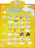 фото Плакат Веселый календарь S+S Toys EH5555R