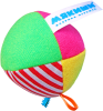 фото Погремушка Мяч с петельками Мякиши 213