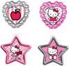 фото Sanrio Hello Kitty Набор колец HKSE6
