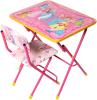 фото Письменный стол НИКА Маленькая Принцесса СУ1-4