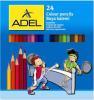 фото Карандаши Adel Junior Colour 211-2365-000