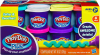 фото Пластилин Hasbro Play-Doh Plus Набор из 8 банок A1206