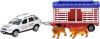 фото Набор моделей Welly BMW X5 Цирк 1:24 96120C