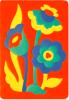 фото Мозаика ТЕДИКО Флексика Цветы 45309