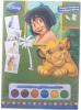 фото Disney Книга с постерами и набором красок Эгмонт 6388-6