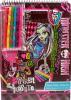 фото Набор с постерами Страшно красивые Monster High Mattel 64026