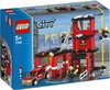 """Конструктор  """"Штаб пожарной команды """", серия Lego City 7240."""