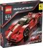 Схемы и инструкции Lego Recers - Ferrari FXX (Феррари FXX) - Lego 8156.