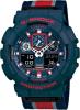 фото Casio G-Shock GA-100MC-2A