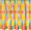 фото Шторка для ванной Art Moon COMFORT Цветы 698091