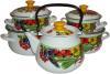 фото Набор посуды КМК Дары лета