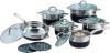 фото Набор посуды Bekker Premium Black BK-2556