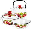 фото Набор посуды КМК Вишневый сад-2М