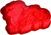 фото Форма Regent INOX SILICONE Дракон 93-SI-FO-102